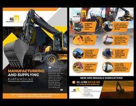 Nro 170 kilpailuun Brochures / Flyers designed käyttäjältä prasetyo76