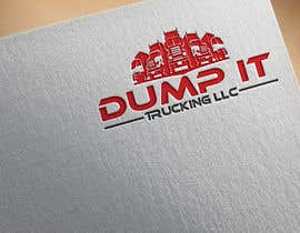 belabani4 tarafından Logo Design for my Trucking Business ( Dump It Trucking LLC ) için no 807