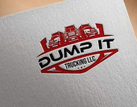 Nro 924 kilpailuun Logo Design for my Trucking Business ( Dump It Trucking LLC ) käyttäjältä sanudhar90