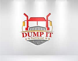 mhemon003 tarafından Logo Design for my Trucking Business ( Dump It Trucking LLC ) için no 499