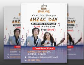 #66 for Flyer & FB Cover for event by kamrangd19