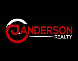 "#142 for Create a Logo for ""J. Anderson Realty"" Main colors Red, Grey and white by istahmed16"