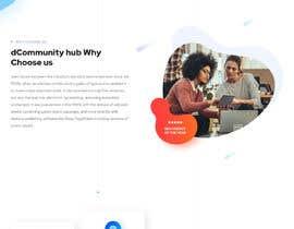 Nro 17 kilpailuun Web page design - Influencers käyttäjältä SimranChandok