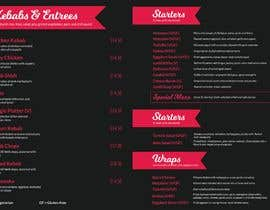 #4 cho Make a bi-fold menu bởi iamsagunshakya
