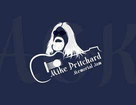 #46 untuk Mike Pritchard Memorial Jam logo oleh abdenourr