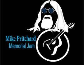 #54 untuk Mike Pritchard Memorial Jam logo oleh tanushanehaart