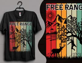 #50 for Free Range T-Shirt by creativefaysal11