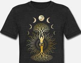 #69 для Moon Phases T-Shirt от aga5a33a4b358781