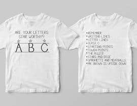 Nro 38 kilpailuun Create a tee shirt design käyttäjältä tanvirmoon101