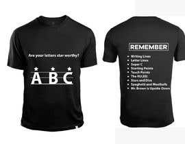 Nro 30 kilpailuun Create a tee shirt design käyttäjältä shatabdi3626