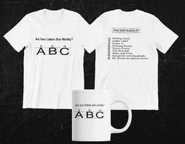 Nro 35 kilpailuun Create a tee shirt design käyttäjältä mastershooter