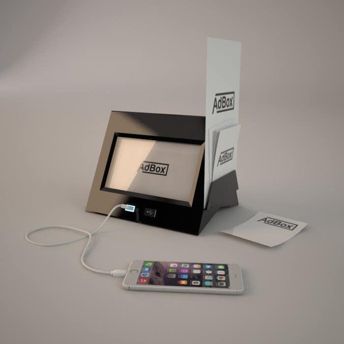 Konkurrenceindlæg #                                        32                                      for                                         Do some 3D Modelling for Adbox