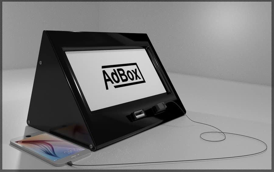 Konkurrenceindlæg #                                        16                                      for                                         Do some 3D Modelling for Adbox