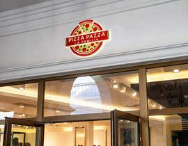 #245 for Logo for an Italian Pizzeria by safathosain123
