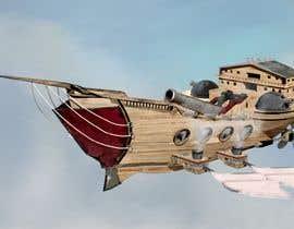 #19 for Airship Design by wanilala