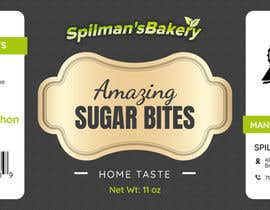 #36 for Design A Food Label by Rameezraja8