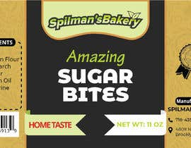 #55 for Design A Food Label by ripon99design