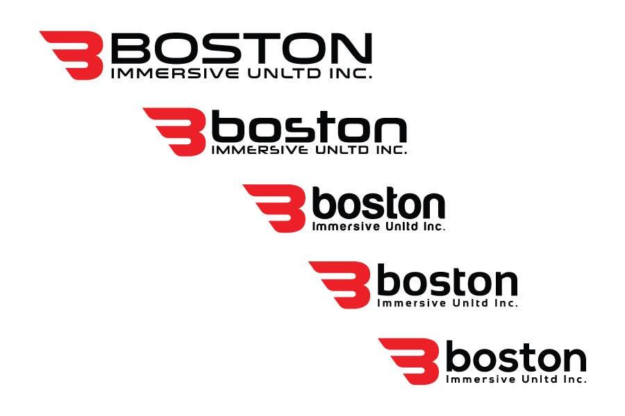 Konkurrenceindlæg #149 for Design a Logo for an Immersive Media Production Studio