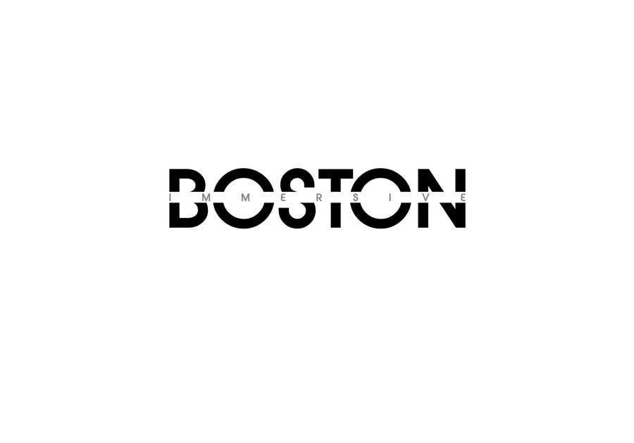 Konkurrenceindlæg #285 for Design a Logo for an Immersive Media Production Studio