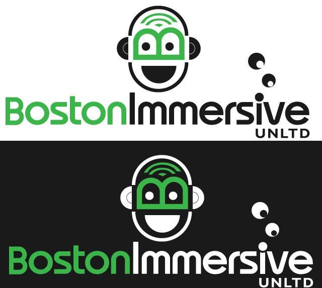 Konkurrenceindlæg #74 for Design a Logo for an Immersive Media Production Studio
