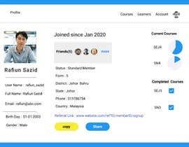#10 cho User Interface Design For Web App bởi musfiq7
