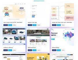 #6 cho User Interface Design For Web App bởi sonjoybarmon