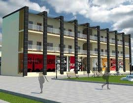 Nro 4 kilpailuun Concept Design of a Business Centre käyttäjältä adikay