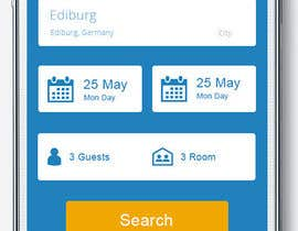 #16 untuk Android App Design for Travel Agency oleh faizalmohamed88