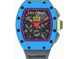 #8 para POP ART Colourful Detailed Watch Needed por WhosDavid