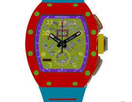 #16 cho POP ART Colourful Detailed Watch Needed bởi WhosDavid