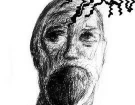 #27 untuk Scribbled dark art oleh Vanxmad