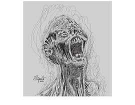 #29 untuk Scribbled dark art oleh erwantonggalek
