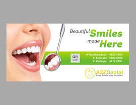 #7 para Design a Banner for A2ZDental por maximkotut