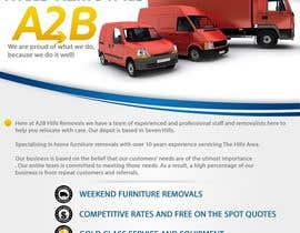 #15 para Design a Flyer for Furniture Removals Company por pranavansp