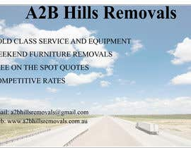 #2 for Design a Flyer for Furniture Removals Company af kathieturner