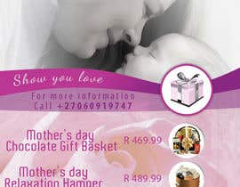 #14 untuk Design a Flyer for mother's day oleh balazsberky