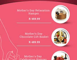 #3 untuk Design a Flyer for mother's day oleh Modeling15