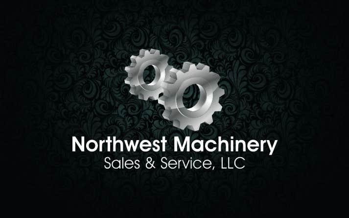 Konkurrenceindlæg #                                        10                                      for                                         Design a Logo for Northwest Machinery Sales & Service, LLC