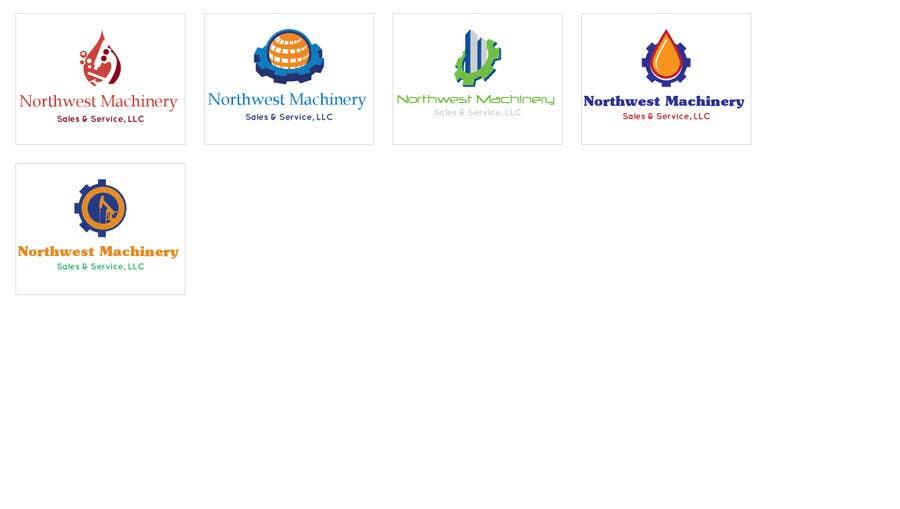 Konkurrenceindlæg #                                        19                                      for                                         Design a Logo for Northwest Machinery Sales & Service, LLC