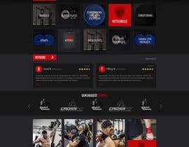 #16 for Web Design for AmericanBarbell.com by joseyde01