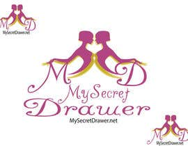 #8 cho Design a Logo for MySecretDrawer.net bởi zelimirtrujic