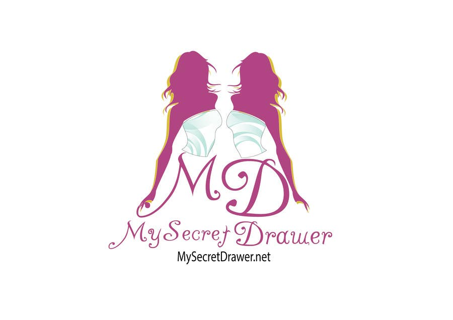 Bài tham dự cuộc thi #13 cho Design a Logo for MySecretDrawer.net