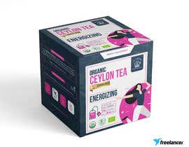 #80 for CANNABIS -TEA BOXES PACKAGING DESIGN by ProGraphics4u