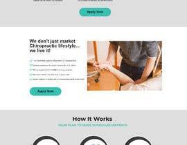 Nro 33 kilpailuun New beautiful home page (modern/clean) for marketing agency käyttäjältä znsolutions