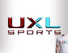 #472 for Logo Design for UXL Sports by onespur