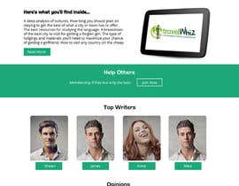 #8 for Design a Website Mockup for TW by web6021