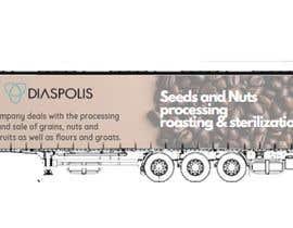 #13 para Projekt reklamy na naczepę Tira / Project of advertising on a truck trailer por adityadarji28