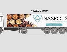 #27 para Projekt reklamy na naczepę Tira / Project of advertising on a truck trailer por alsabbir10