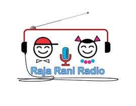 nº 26 pour RajaRani Radio logo par Fazy211995