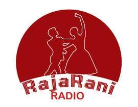 nº 11 pour RajaRani Radio logo par umair2288